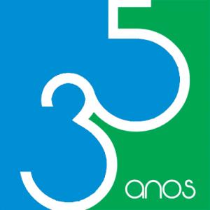 Logo 35 Anos